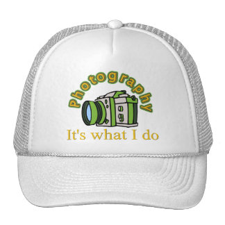 Photography T-shirts and Gifts. Cap