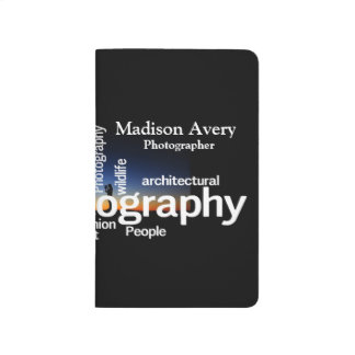 Photography Typography Sunrise Photographer Journal