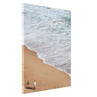 Photos By The Ocean Canvas Print