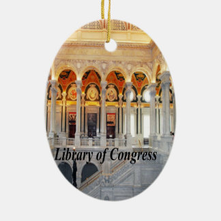 Photos of different areas of the United States Christmas Ornament