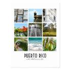 Photos of Puerto Rico Postcard