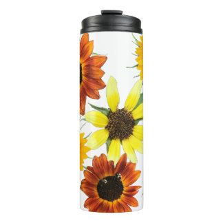 Photos of Sunflowers Array Tumblers