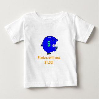 Photo's With me Infant T-Shirt