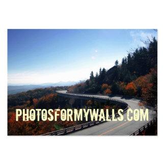 PHOTOSFORMYWALLS.COM BUSINESS CARDS