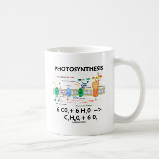 Photosynthesis (Chemical) Formula Coffee Mug
