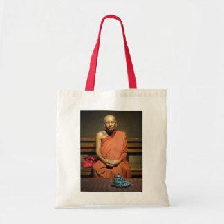 Phra Dhammayanmuni ... Buddhist Monk Tote Bag