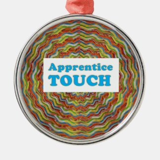 phrase: APPRENTICE TOUCH - Secret Code word Christmas Ornaments