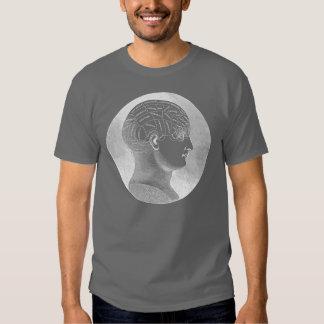 Phrenology Head Tshirt