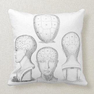 Phrenology Pillow