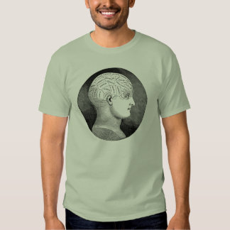 Phrenology Tee Shirt