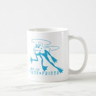 Phrog Prince Basic White Mug