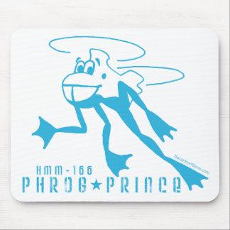 Phrog Prince Mouse Pad