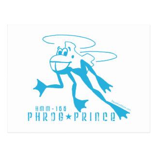 Phrog Prince Postcard