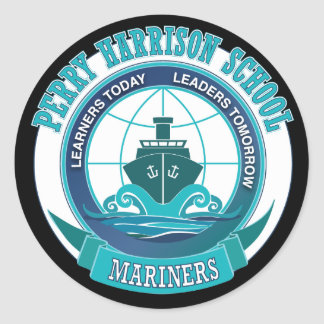 PHS Mariners Sticker