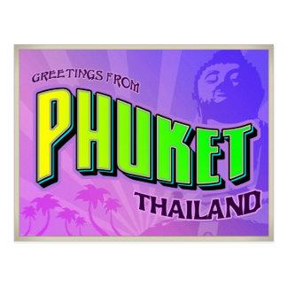 PHUKET POST CARD