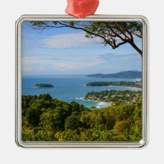 Phuket Thailand - Kata Beach Christmas Ornament