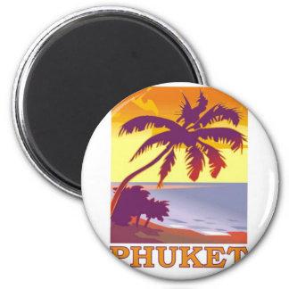 Phuket, Thailand Magnet