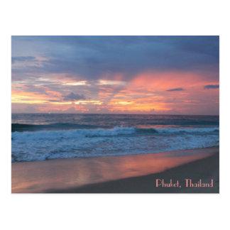 Phuket, Thailand Post Card