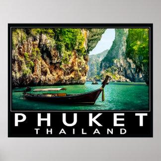 Phuket Thailand Poster