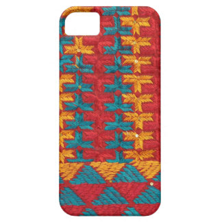 Phulkari punjab Colorful iPhone case