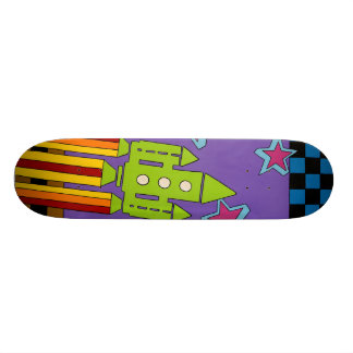 """""""Phunky Ryde"""" Custom Skate Board"""