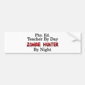 Phy. Ed. Teacher Bumper Sticker