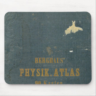 Physical Atlas version 1 Mouse Pad