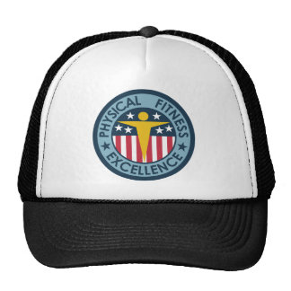 Physical Fitness Excellence Cap