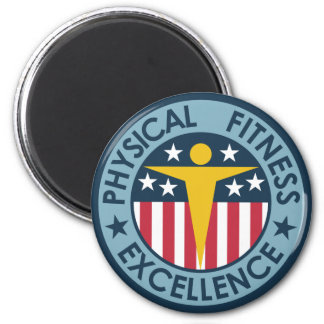 Physical Fitness Excellence Magnet