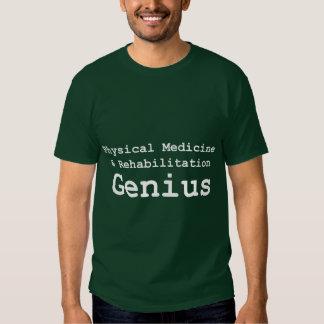 Physical Medicine & Rehabilitation Genius Gifts T Shirt