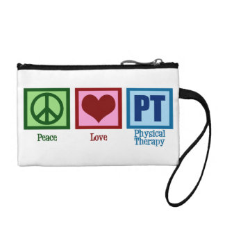 Physical Therapist Coin Purse