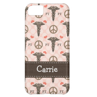 Physical Therapist PT Caduceus iPhone 5C Case