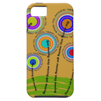 Physical Therapy Artsy Gifts iPhone 5 Cover