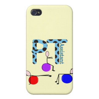 Physical Therapy Assistant Gifts iPhone 4/4S Cover