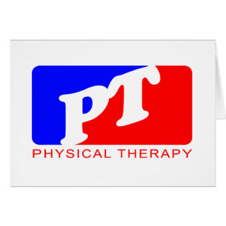 Physical Therapy Card