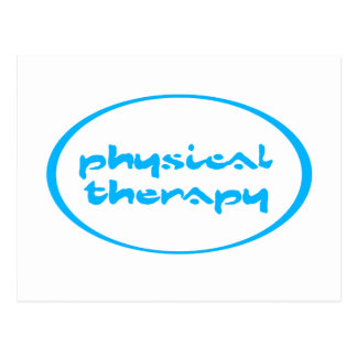Physical Therapy Post Card