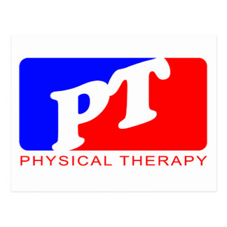 Physical Therapy Post Cards