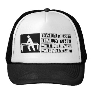 Physical Therapy Survive Cap
