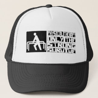 Physical Therapy Survive Trucker Hat