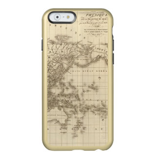 Physical world map incipio feather® shine iPhone 6 case