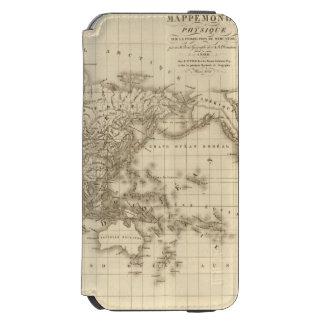 Physical world map incipio watson™ iPhone 6 wallet case