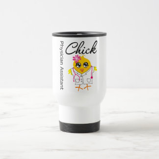 Physician Assistant Chick Coffee Mug