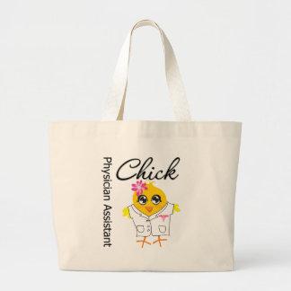Physician Assistant Chick v2 Bag