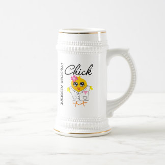 Physician Assistant Chick v2 Coffee Mug