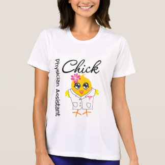 Physician Assistant Chick v2 Shirts
