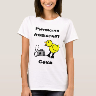 Physician Assistant Chick Woman's T-shirt