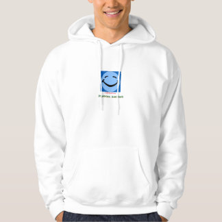 Physician Assistant Happy Face Hoodie