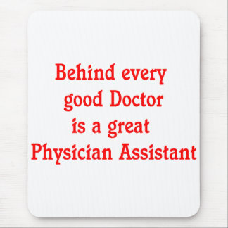 Physician Assistant Mouse Pad