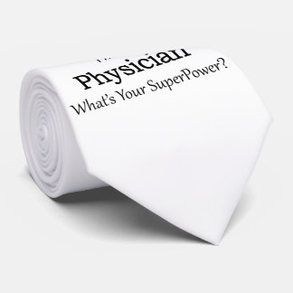 Physician Tie