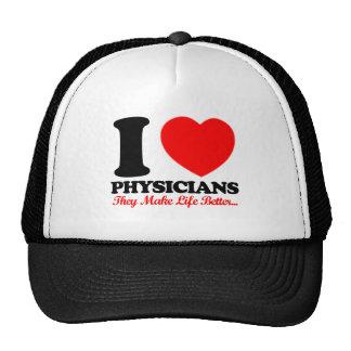 PHYSICIANS designs Hats